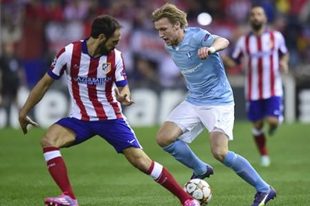 Atlético de Madrid, sin Jiménez, humilla 5-0 al Malmo