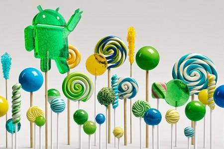 Android Lollipop intenta mejorar la seguridad en tu móvil