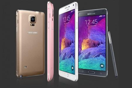 Samsung comienza introducción de Galaxy Note 4 en América Latina