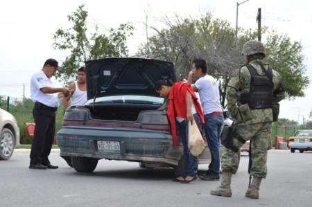 Reinician operativos a las calles de Reynosa
