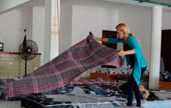 Asaltan casa migrante en San Cristóbal de las Casas