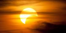 APTOPIX Solar Eclipse