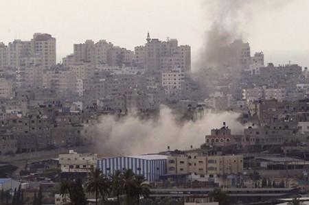 'Palestinos cometen crímenes de guerra'