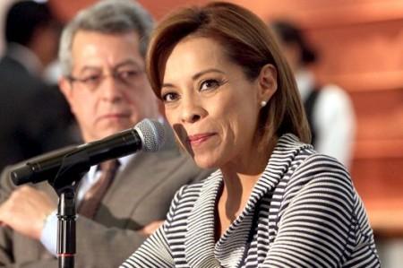 Josefina asegura que Delfina no hizo nada por Texcoco