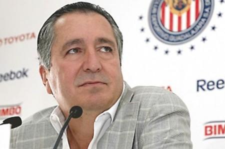 Jorge Vergara, de mil usos a dueño de Chivas