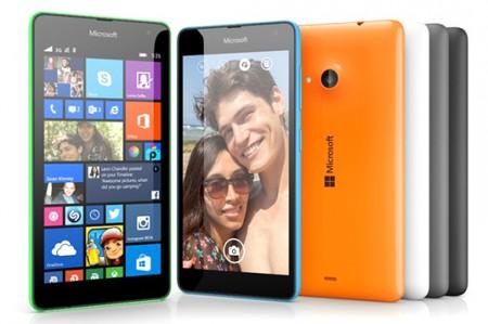 Presentan el primer smartphone de Microsoft sin la marca Nokia