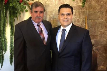 Destaca resultados Humberto Prieto en segundo informe