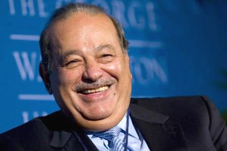 Carlos Slim recibe el Premio Appeal of Conscience