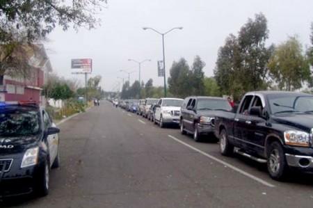 Invitan a paisanos a cruzar por Matamoros