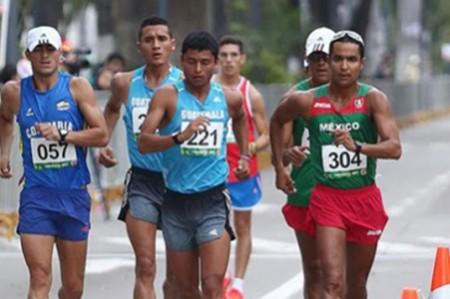 'Dejaron morir la caminata olímpica'