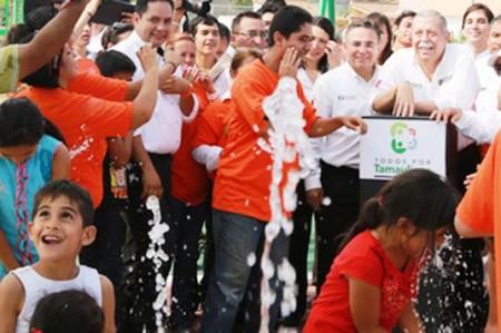 Vienen más parques de barrio para Tamaulipas