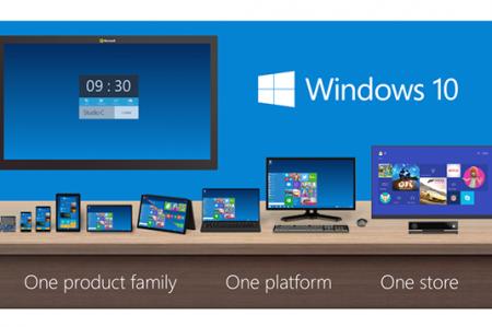 Windows 10 se presentará en enero para consumidores