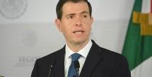 Alfredo Castillo suscribió convenio con gobierno de Nuevo León