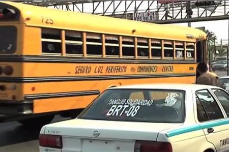 Estudian aumento a transporte público en Reynosa; video