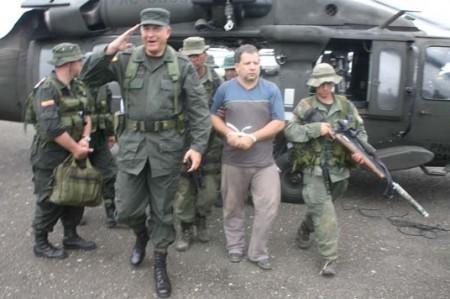 Autorizan en Colombia extradición de 'Don Mario' a EU
