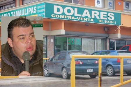 Critica Canaco decretos contra casas de cambio