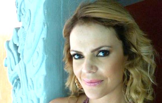 Aline Hernández se deslinda del clan Trevi-Andrade - Hora Cero Web
