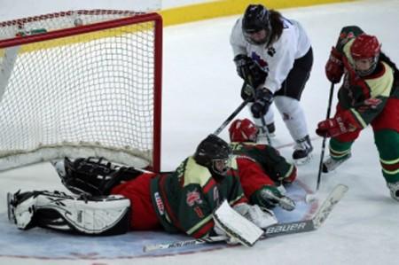 México gana medalla de bronce en Mundial Sub-20 de hockey sobre hielo