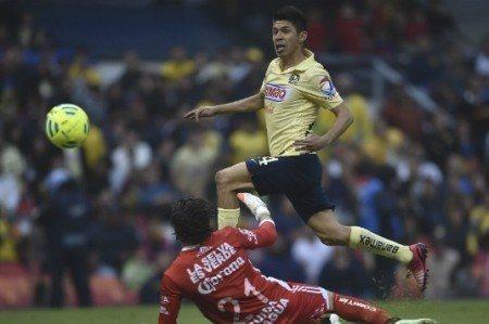 Oribe Peralta destaca más triunfo del América, que su regreso al gol