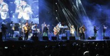 Los Ángeles Azules arman una fiesta en el Auditorio