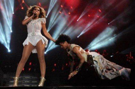 Beyonce obtiene su tercer Grammy, por actuación en R&B