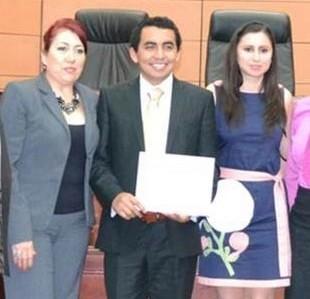Jesús Abraham es campeón de oratoria en Tamaulipas