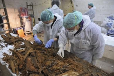 Creen haber localizado restos de Cervantes