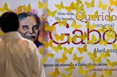 Recuerdan a 'Gabo' en México, a un año de su muerte