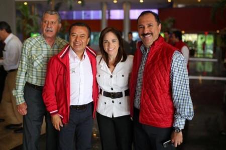 Ivonne Álvarez trabajará con diputados federales para conseguir más recursos