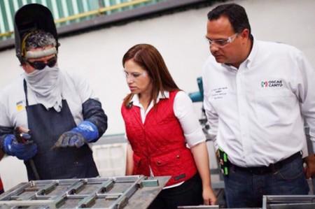 Ivonne Álvarez trabajará en profesionalización técnica