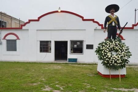 Comité Campesino recuerda a Zapata en Reynosa