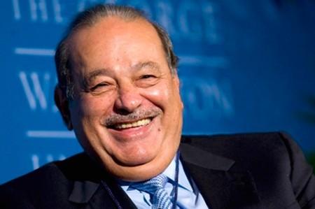 Slim desciende al cuarto puesto en lista de multimillonarios de Forbes