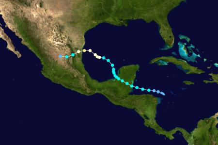 Inicia temporada de ciclones tropicales
