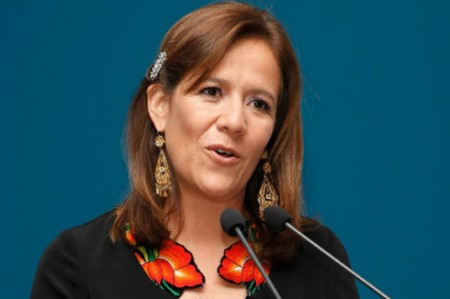 Margarita Zavala avisora triunfo de Hillary