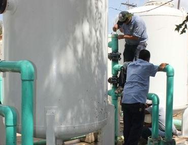 Reporta JAD cortes de agua en Matamoros