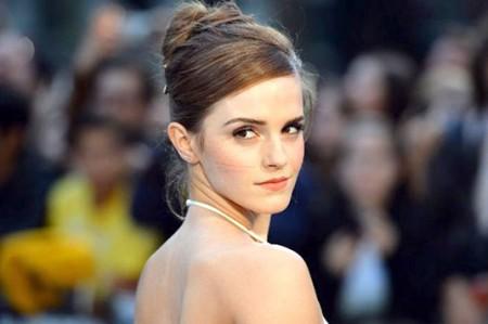 Roban fotos íntimas a Emma Watson