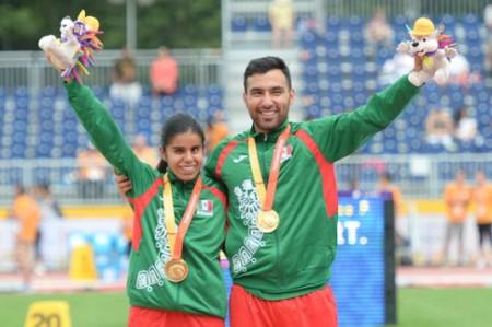 México culmina en cuarto sitio en Juegos Parapanamericanos