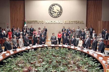 INE refuerza acciones contra delitos en elección de Asamblea Constituyente