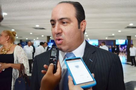 Carlos García quiere ser alcalde de Matamoros