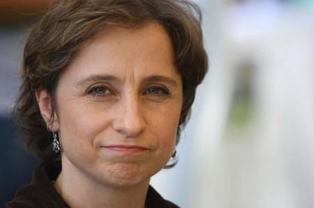 MVS denuncia a Carmen Aristegui por daño moral