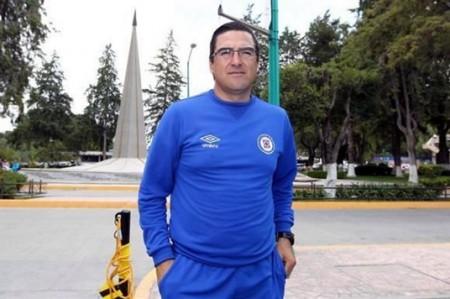 Joaquín Moreno será técnico interino de Cruz Azul