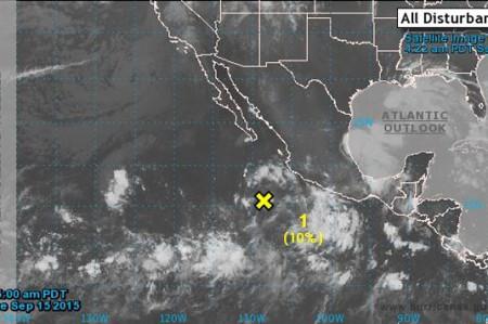 Posible ciclón tropical en 48 horas: SMN