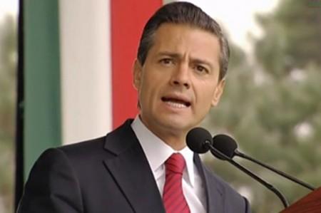 Peña Nieto entregará certificados de educación para adultos