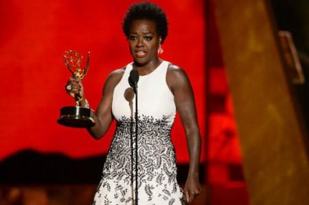 Viola Davis hace historia en los Emmy