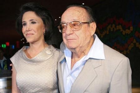 'Chespirito' padecía Parkinson en etapa tardía: Florinda Meza
