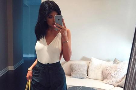 Kylie Jenner le quita la corona a Kim Kardashian