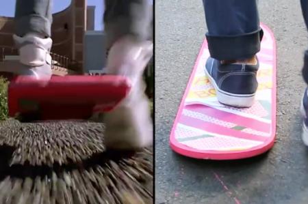 Ni patinetas voladoras o tenis automáticos; video muestra el 'aburrido' 2015