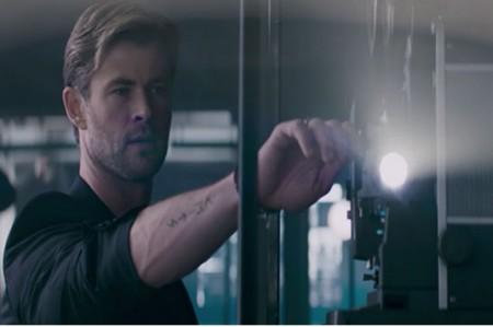 Chris Hemsworth está en México