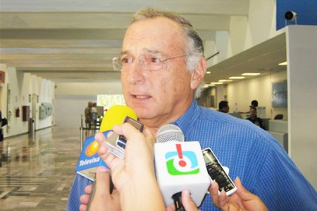Tamaulipas necesita de Canturosas: Diego Alonso Hinojosa