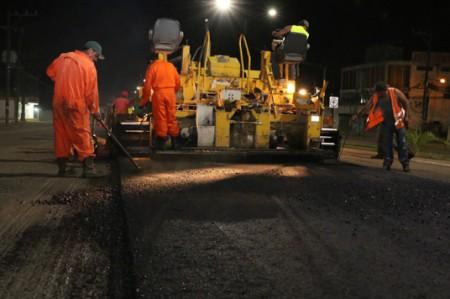 Hay más de 50 millones para obras para pavimentación